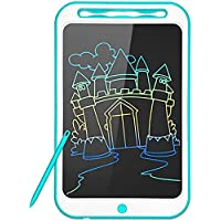 Richgv LCD Writing Tablet 12 Inch Colorful Graphic Drawing Tablet, Drawing Board for Toddlers, Portable Ewriter…