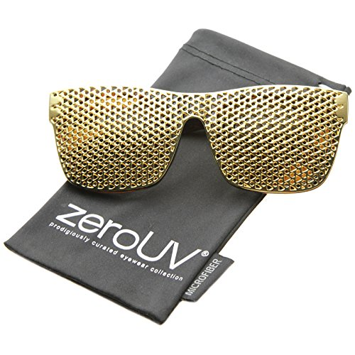 zeroUV Futuristic Magnetic Square Sunglasses product image