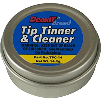 DEOXIT TIP TINNER CLEANER/TINNER COMPOUND
