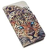 iPhone 8 Plus Case, Wallet Flip Folio Case
