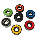 Toy Kit,OUBAO 3PCS 608 Hybrid Ball Bearings For Tri-Spinner Hand Spinner EDC Fidget Toy