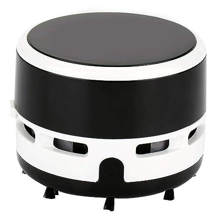 Garsent Mesa Aspiradora Mini batería Escritorio Aspirador para ...