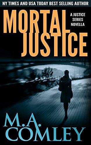 book cover of Mortal Justice