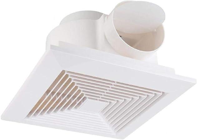 ZATPFSDG Campana extractora de baño, 220 V, Extractor de Inodoro, Ventilador de Inodoro, Ventilador Industrial silencioso, Ventilador, Ventilador de Inodoro: Amazon.es: Hogar