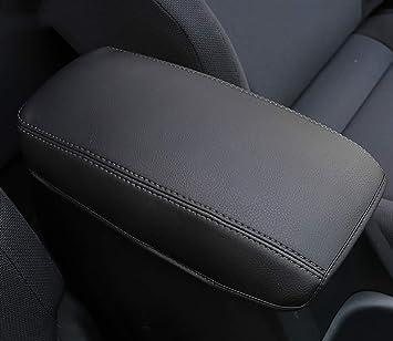 AutofitPro PU Leather Center Console Armrest Protector Cover Pad for 2019 2020 Toyota Corolla Hatch 2020 Toyota Corolla Sedan