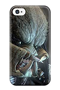 Hard Plastic Iphone 4/4s Case Back Cover,hot Predator Case At Perfect Diy 8326436K56818650