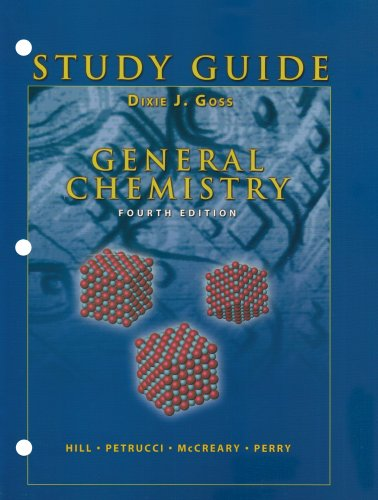 MCAT General Chemistry Review Summary