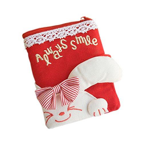 [Always Smile Bunny] Wallet Purse (4.73.3)