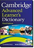 Cambridge Advanced Learner's Dictionary with CD-ROM, Not Available (NA), 0521885418