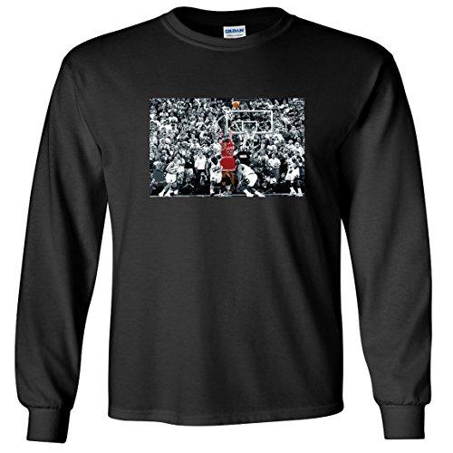 T-shirt Shot Youth (The Silo LONG SLEEVE Black Chicago Jordan