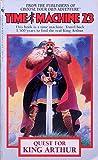 Quest for King Arthur, Liz Garrick, 0553271261