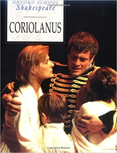 Book Oxford School Shakespeare: Coriolanus