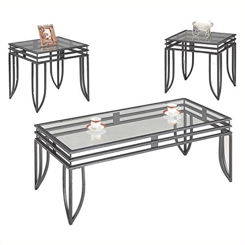 coaster-3-piece-occasional-table-set-with-black-glass-top