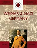 img - for Weimar & Nazi Germany book / textbook / text book