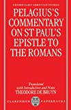 img - for Pelagius's Commentary on St Paul's Epistle to the Romans (Oxford Early Christian Studies) book / textbook / text book