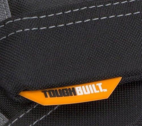 TOUGHBUILT TOU-94-M-3 cierre bolsas 3 unidades