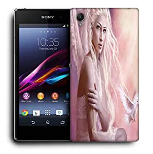 Diseñador Snoogg Teléfono protector de la cubierta del caso para Sony Xperia Z3