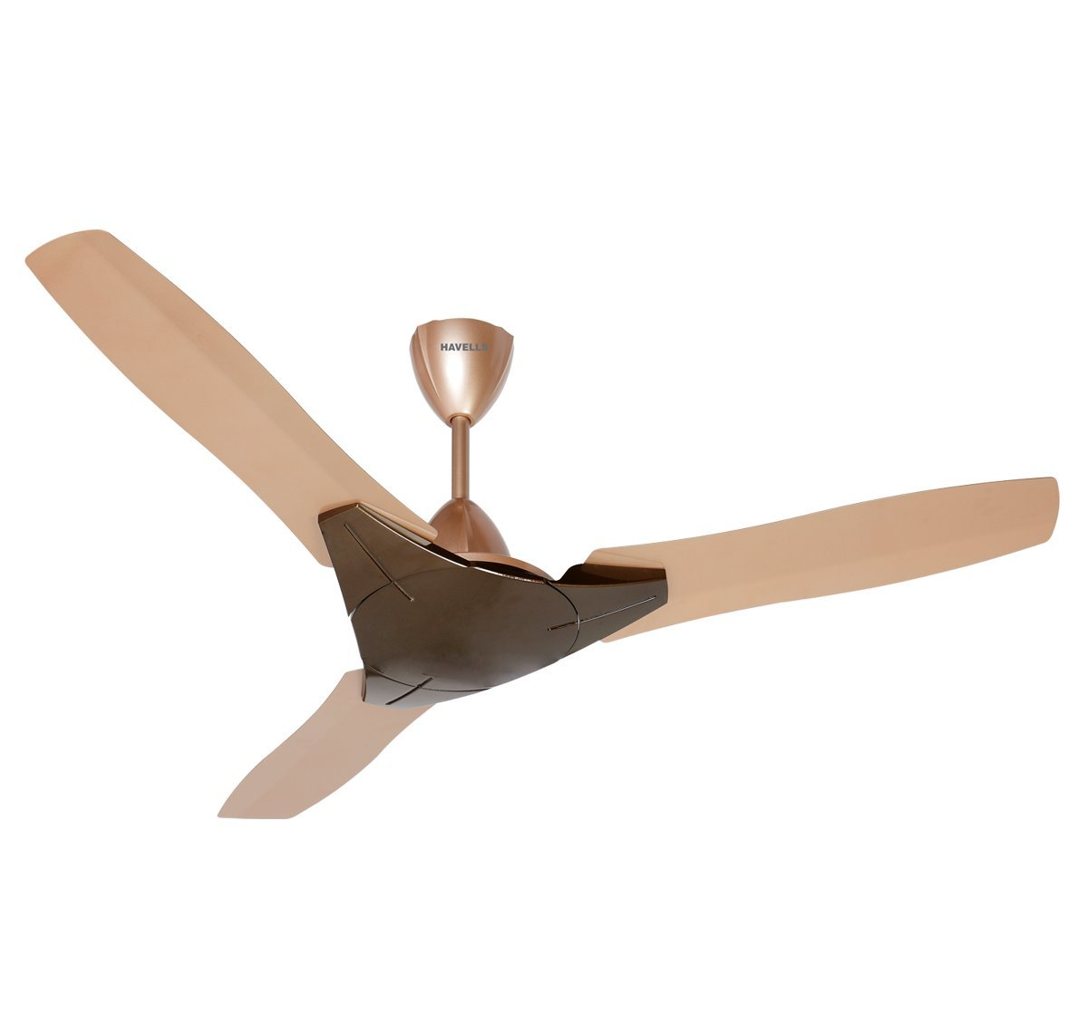 Havells Troika Honey Champagne 3 Blade (1200mm) Ceiling Fan