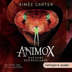 Animox: Das Auge der Schlange (Animox 2)
