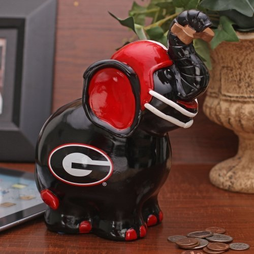 Bulldogs Fan Piggy Bank - 5