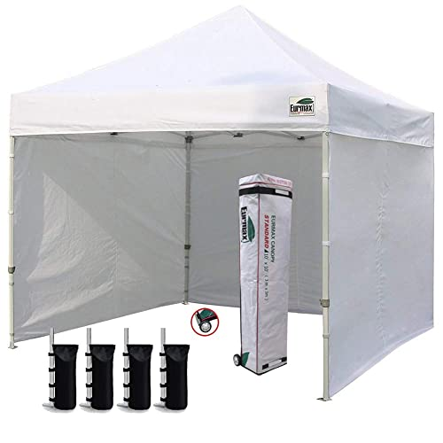 Eurmax Ez Pop Tent - Best Pop Up Canopy For Craft Shows