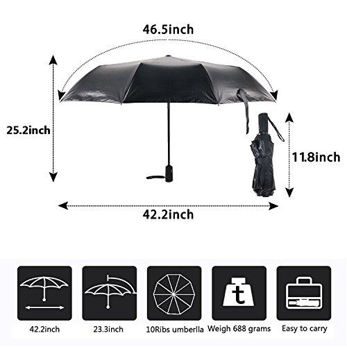 Umbrella-mtsugar-Sakura-Compact-Automatic-Open-Close-Folding-Umbrella-10-Ribs-Windproof-UV-Protection-Lightweight-with-Safe-Auto-Lock-Design-One-Handed-Operation