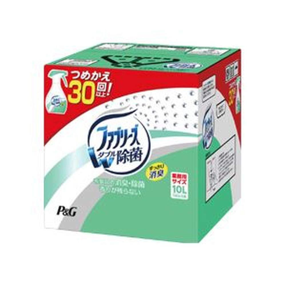 P&Gファブリーズダブル除菌つめかえ用業務用10L1個 B07TG1T3RL