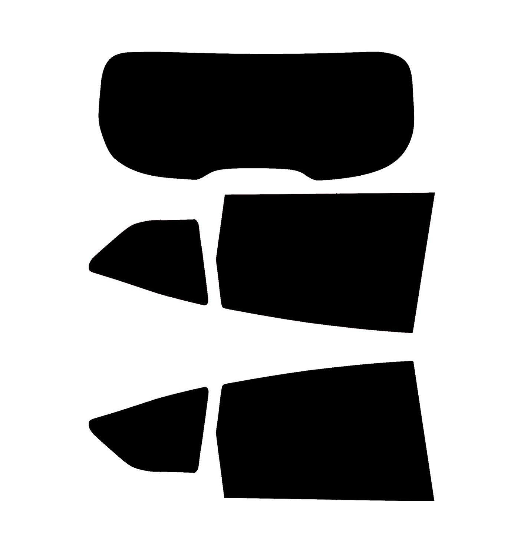 PSSC Pre Cut Rear Car Window Films fits for Ford C Max 2010 to 2016 35/% Medium Tint