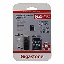 Gigastone - 4IN1 64GB microSD Mobile Kit
