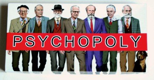Psychopoly (Psychology Monopoly Board Game)