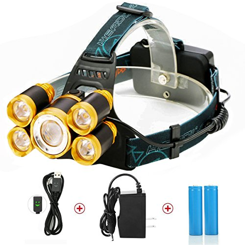8000 lumens led flashlight - 5