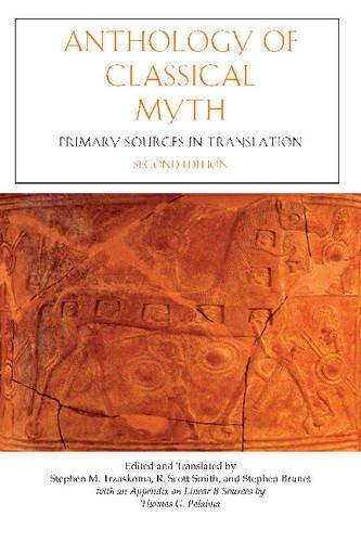 Anthology Of Classical Myth