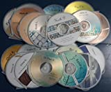 20 Popular Alcoholics Anonymous speakers AA audio talks - Set of 20 cds