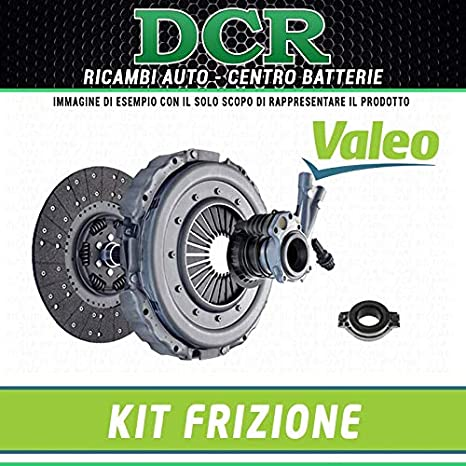 Valeo 801304 Kit de Embrague