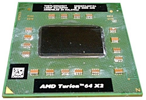 Genuine OEM AMD Turion 64 X2 TMDTL52HAX5CT CPU Processor Tested and Working!
