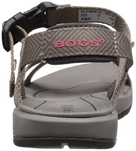 Diamond Rio Sandal Bogs Taupe Women's Waterproof Multi Hw6Exx0RqU
