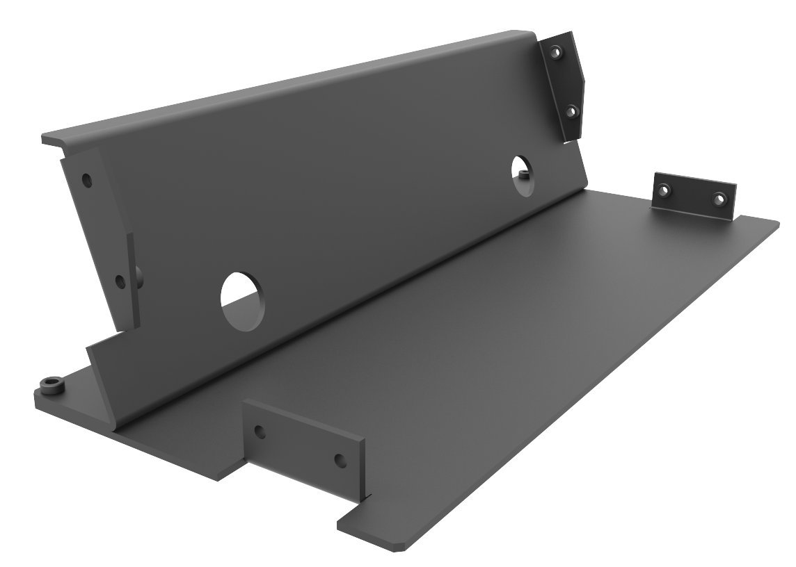 Seastar Solutions Hsp4060 Hole Shot Plate Kit 6 Inch For Atlas Jack Wiring Harness Sports Outdoors