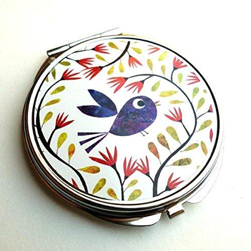 Miroir de poche, Le bel oiseau bleu