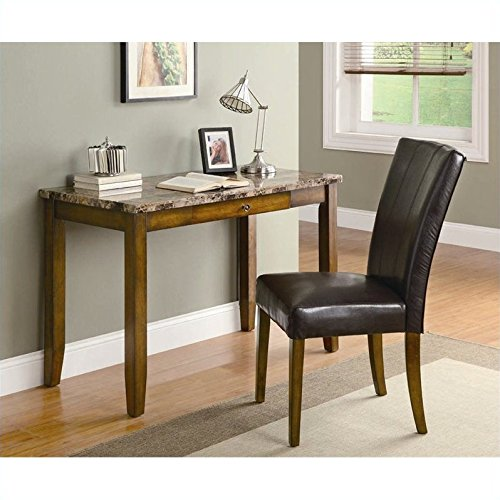 Coaster 2-PC Set, Desk by Coaster Home Furnishings