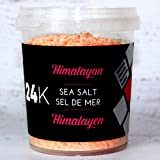 24K Himalayan Pink Salt (Fine) - 400g