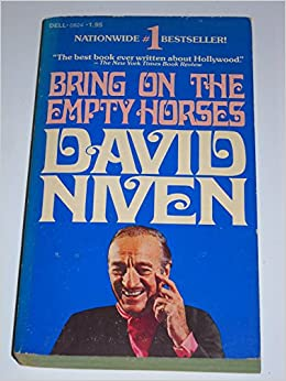 Image result for bring on the empty horses amazon