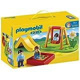 Playmobil 1.2.3 Park Playground Playset