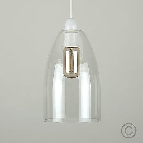 MiniSun - Moderna pantalla Capri, para lámpara de techo ...