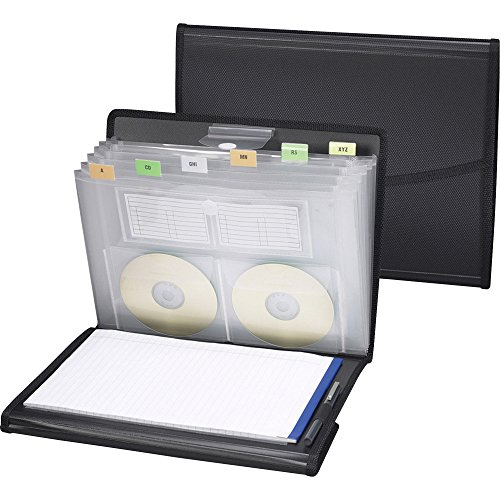 (Smead 85830 Padfolio with Expanding File, 10-7/8
