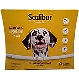 Scalibor Protector Band - Collare antiparassitario per cani contro la leishmaniosi (Grande (65 cm))