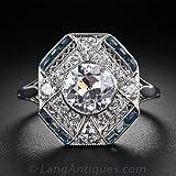 3.86CT White Topaz Women 925 Silver Jewelry Man Wedding Engagement Ring Size6-10#by pimchanok shop (10)