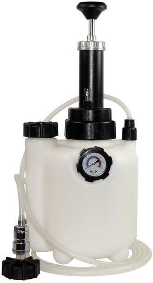 E20 Adapter Euro Schnellkupplung 1L Auffangflasche Bremsenentl/üfter Set Bremsenentl/üftungsger/ät Bremsfl/üssigkeit 3L Fassungsverm/ögen