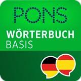 PONS Wörterbuch Spanisch - Deutsch BASIS