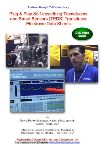 (Plug & Play Self-describing Transducers and Smart Sensors (TEDS) Transducer Electronic Data Sheets)