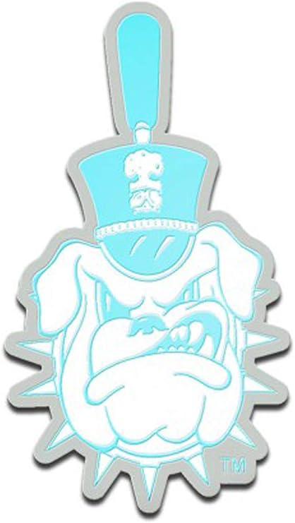 Hard Thick Acrylic WinCraft Colorado School of Mines 1874 Auto Badge Emblem